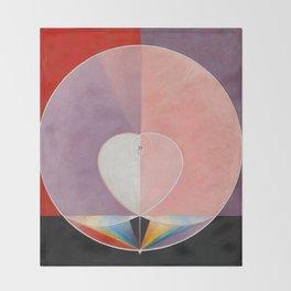Doves No. 2 Hilma af Klint 1915 Throw Blanket