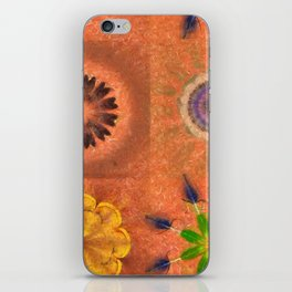 Evolving Truth Flowers  ID:16165-093100-83380 iPhone Skin