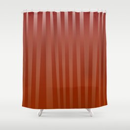 Chocolate Color Shower Curtain