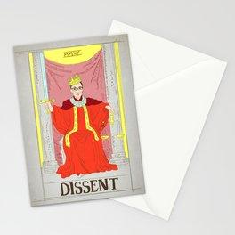"RBG ""Dissent"" Stationery Cards"
