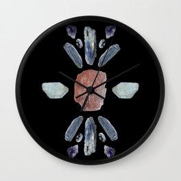 Higher Heart Intuitive Mind Wall Clock