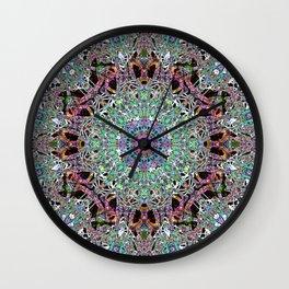 Utopia Circle City Wall Clock