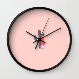 Ache Wall Clock