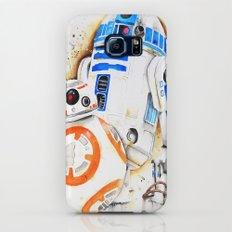 R2d2&BB8 Slim Case Galaxy S8