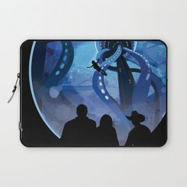 NASA Visions of the Future - Europa: Discover Life Under the Ice Laptop Sleeve
