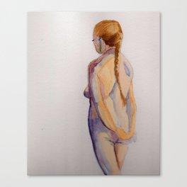 Woman [5] Canvas Print