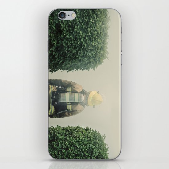 Into the Grey iPhone & iPod Skin