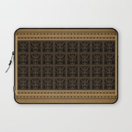 Maya pattern 6 Laptop Sleeve
