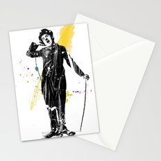charlie chaplin 05 Stationery Cards