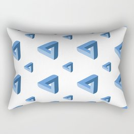 Maidsafecoin - Crypto Fashion Art (Large) Rectangular Pillow