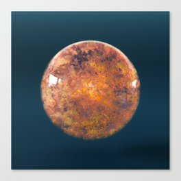 Sphere_06 Canvas Print
