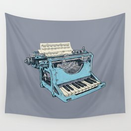 The Composition. Wall Tapestry