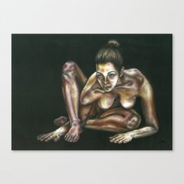 Figure #4 Canvas Print