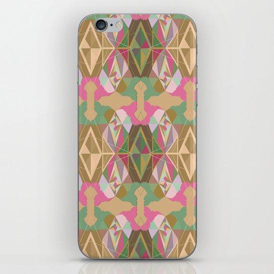 Hummingbird iPhone & iPod Skin
