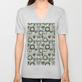 Farmhouse Botanicals Unisex V-Neck