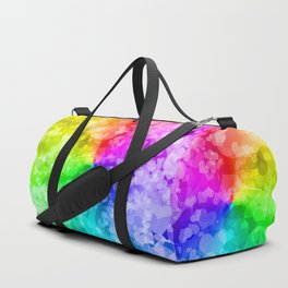 LGBT Love Gay Pride Duffle Bag