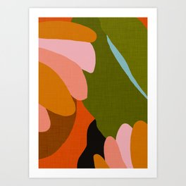 Floria Art Print