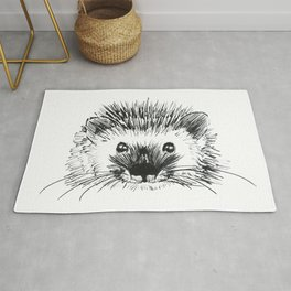 Hedgehog Rug
