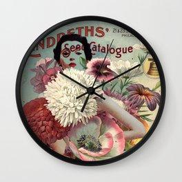 Eleven Varieties Wall Clock