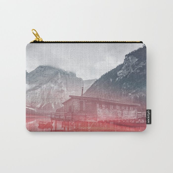 Rising Fog Carry-All Pouch