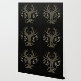 Headbangers Tree Wallpaper