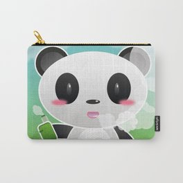 Vapers are Welcome (panda edition) Carry-All Pouch