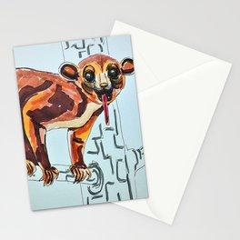 Kinkajou Stationery Cards
