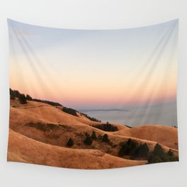 Untitled Sunset #1 Wall Tapestry