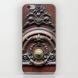 Parisian Chic iPhone Skin