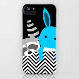 conill i mapache iPhone Case