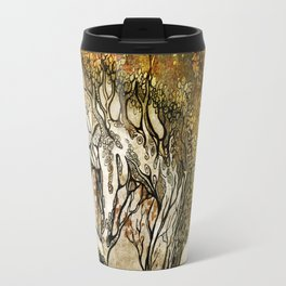 Crying Dryad Travel Mug