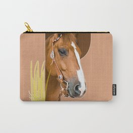 Paard - dierenalfabet Carry-All Pouch
