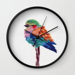 Rollerbird Wall Clock