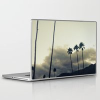 palm Laptop & iPad Skins featuring palm by cOnNymArshAuS