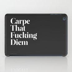 Carpe iPad Case