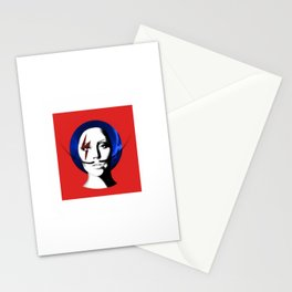 I'm every icon  Stationery Cards