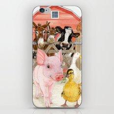 The Farm iPhone & iPod Skin