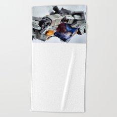 Gundam Pride Beach Towel