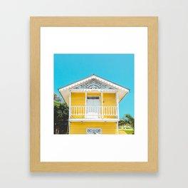 Casita Framed Art Print