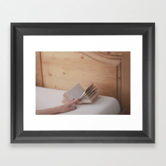 Ochtend I Framed Art Print
