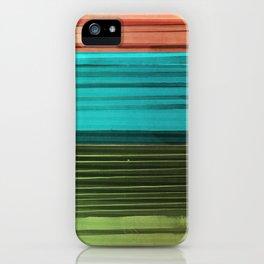 I Want Stripes iPhone Case