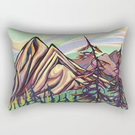 Mount Loki Rectangular Pillow