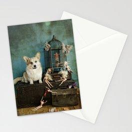 The TJ Hefner Mansion Stationery Cards