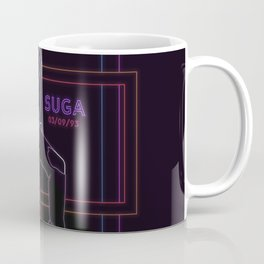 BTS SUGA FIRE Coffee Mug