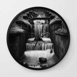 Blaen Bran, Cwmbran, South Wales, UK - 14 Wall Clock