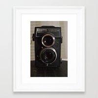 "sasha grey Framed Art Prints featuring ""Sasha"" by Lucas Brown"