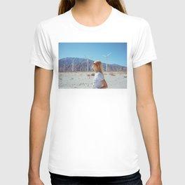 Palm Springs Windmills IX T-shirt
