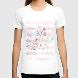 Wildflowers field T-shirt