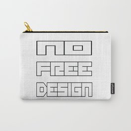 NoFreeDesign Carry-All Pouch