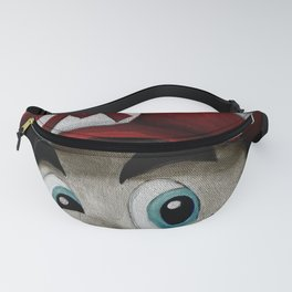 Plumbing King Mario - Color Fanny Pack